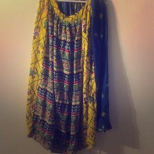 Dresses & Skirts - Indian print long skirt